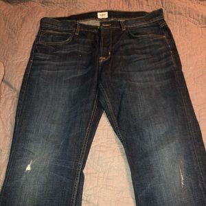 Hudson Byron jeans 36x36.